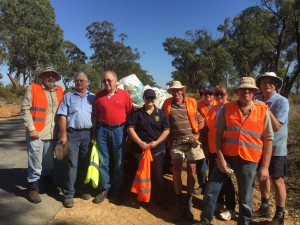 20160306 Rotary Cleanup Australia Day 50%